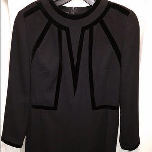 Classic Feraud Black Dress 