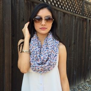 Sale!! Printed Infinity Scarf