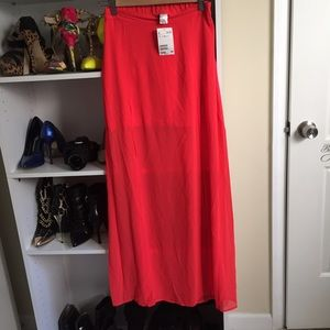 H&M Skirts - Long skirt