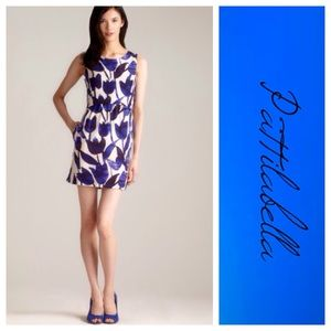 🎉HP🎉 Jaye.e. Tulip Print Shift Dress