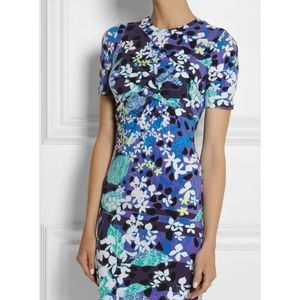 Peter Pilotto target Purple Floral Dress