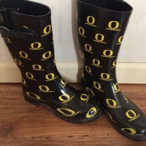 bundle authentic coach oregon duck rain boots - Duck Rain Boots