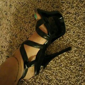 Black Jessica Simpson Sandals