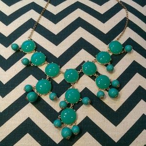 Jcrew inspired bubble necklace