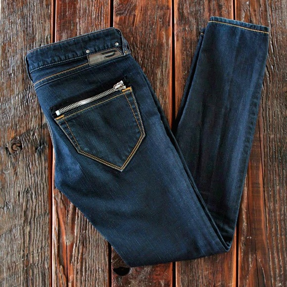 11326674 Diesel Denim - Diesel Clush Stretch Skinny Jeans