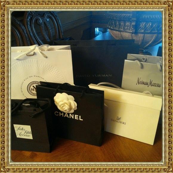 50430908783a Saks Fifth Avenue Bags | Shopping Bag Neiman Marcus | Poshmark