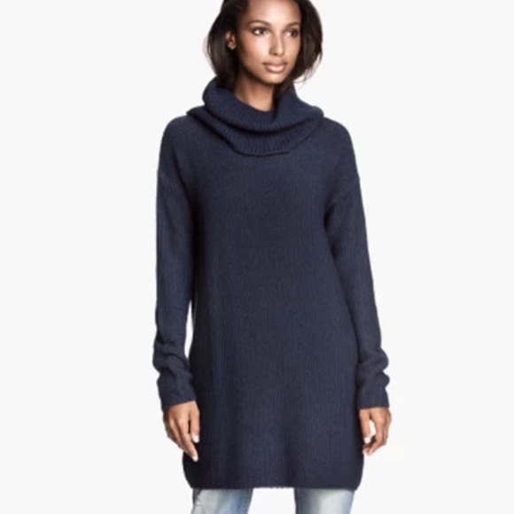 29% off H&M Sweaters - Ladies H&M oversized cowl-neck sweater ...