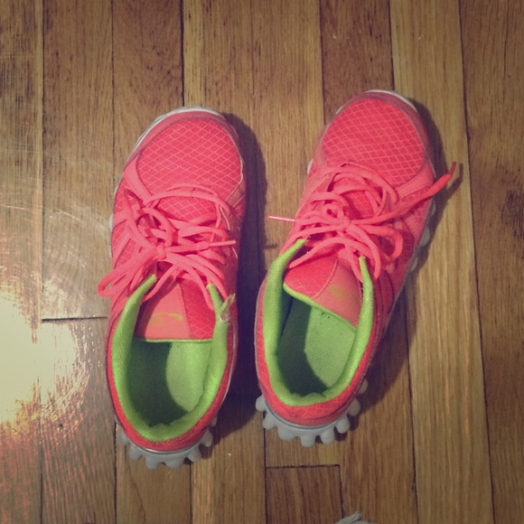 17 target shoes neon pink running shoes from