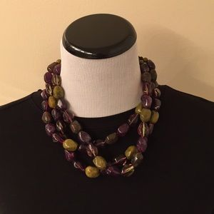 NWT Bib/Collar Necklace