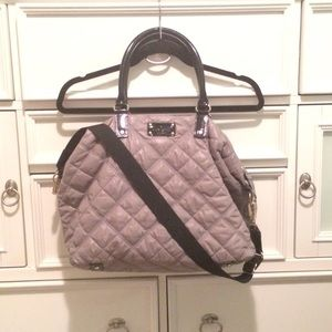 Kate Spade Quilted Nylon Bag