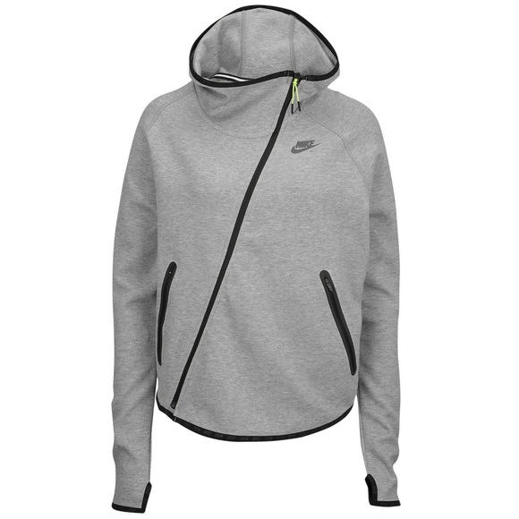 6e7b3ca6708d NIKE TECH FLEECE BUTTERFLY FULL ZIP HOODIE. M 54e16aa9713fde45c501ddea