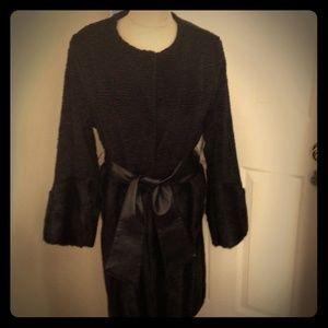 Rachel Zoe Faux Fur Coat