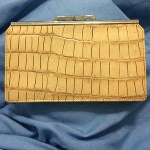 Abas Handbags - 🎉HP🎉 Abas clutch/wallet