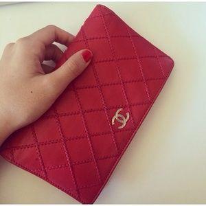 Cute Chanel wallet