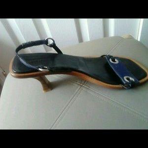 Gianfranco Ferre Shoes - Gianfranco Ferre Slingback Sandals...Sz: 37 (6.5)