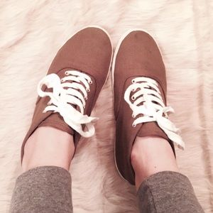 Olive Green Sneakers