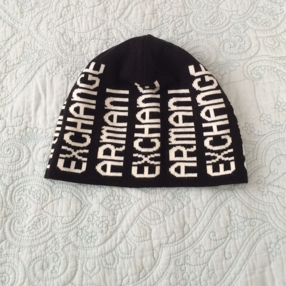 Armani Exchange Accessories - Armani exchange winter hat! 94f9f53b034