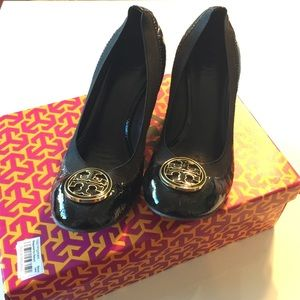 Tory Burch Shoes - Tory Burch Caroline Wedge