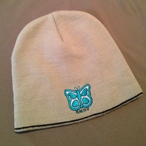 Other - Girls Butterfly Beanie