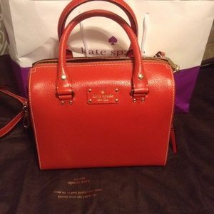 Kate Spade handbag a perfect gift.