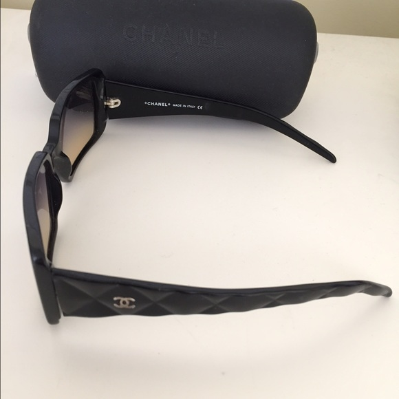 0de753207821 72% off CHANEL Accessories - Chanel sunglasses with case from Nyc  fashion  39