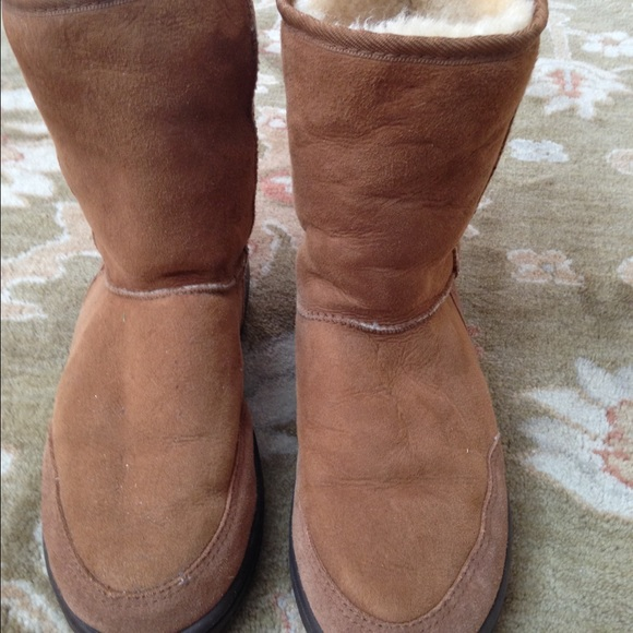san francisco 191ba 6fd9b Ugg boots ultra short chestnut Men's 7