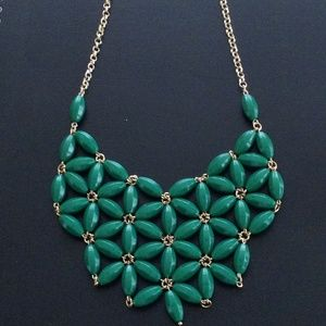 ILY COUTURE Statement Necklace - two colors avail!