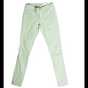 Rag and bone mint skinny jean 27