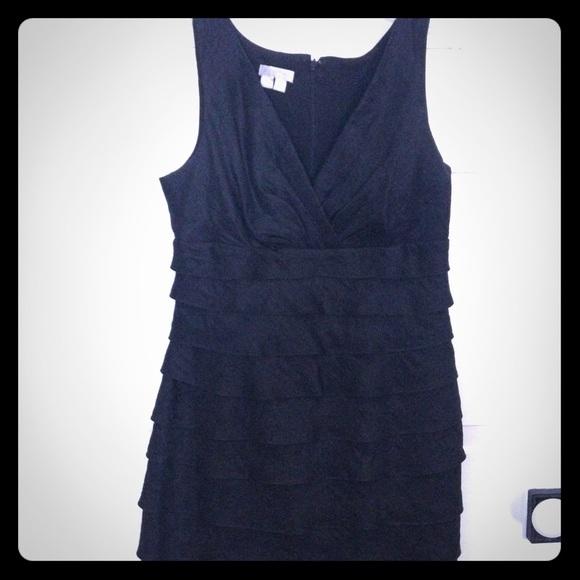 London Times Black Dresses