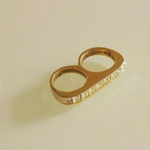 Erica Anenberg  Jewelry - Twosome Ring