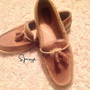 Sperry Top-Sider Shoes - Women's Leather Sperry Top-Siders