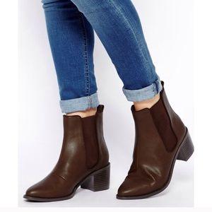 ASOS Boots - Brown ASOS Roar Chelsea Boots