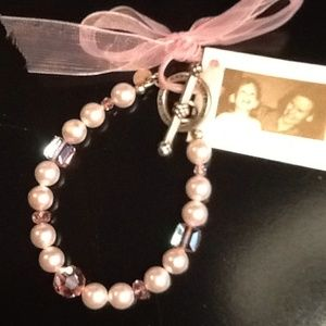 Emily Ray Jewelry - Breast Cancer Awareness Bracelet