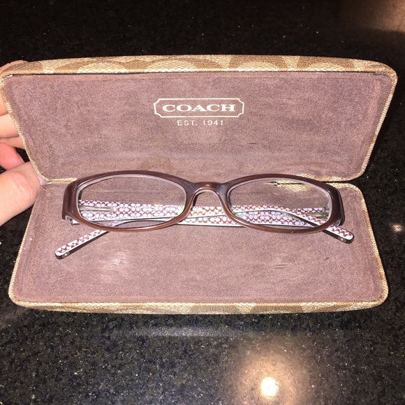 80% off Coach Accessories - Coach Annabel Eyeglasses from ...