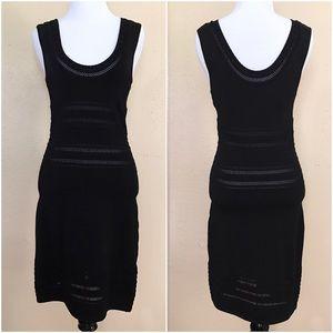 Express Dresses & Skirts - New Black Knit Sleeveless Dress