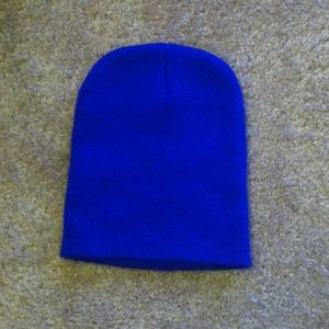 Other - Dark blue beanie