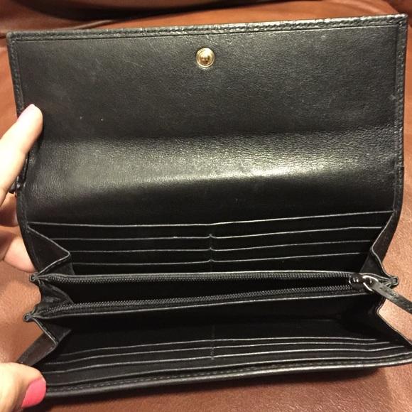 gucci zipper wallet. gucci bags - black leather gg print guccissima wallet zipper
