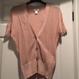 Cute LOFT summer cardigan