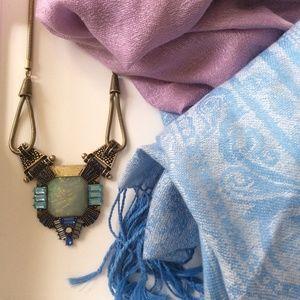 Accessories - ❤ | HP | nwot Italian pashmina bundle |