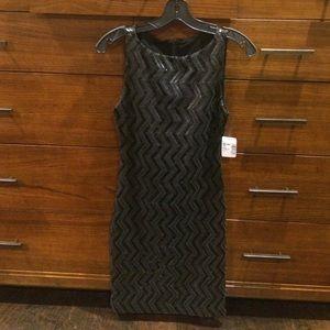 Alice + Olivia Dresses & Skirts - Ali a and Olivia black sequin dress