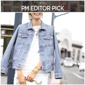 Jackets & Blazers - HP + PM EDITOR PICK | denim jacket |