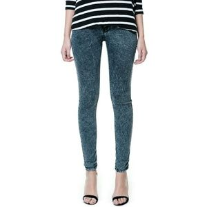  TODAY ONLY ZARA Essential Jeggings