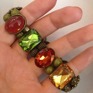 Jewelry - Antique jewel bracelet