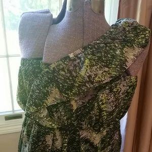 **Gorgeous silk dress