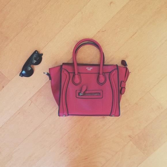 a5fa255d3f78 Celine Inspired Luggage Tote. M 54e39ce3bf6df503d702eb2c
