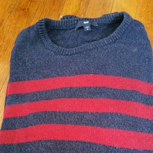 Gap Cotton Crew neck Sweater