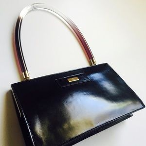 Tom Ford for Gucci Ombré Plexiglass Handle Bag