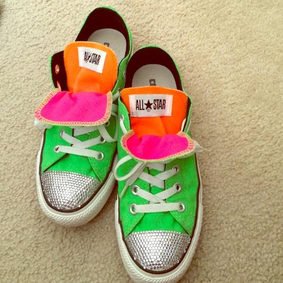 2ca2d7820596 Converse Shoes - Custom Converse