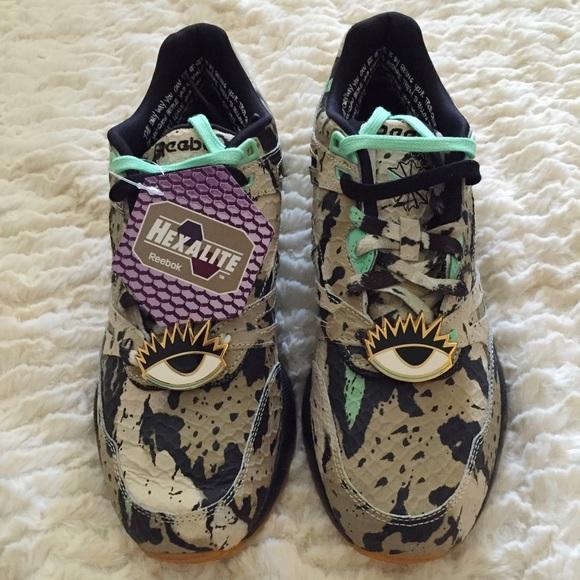 b5bf9888c54 Melody Ehsani x Reebok Ventilator Sneakers