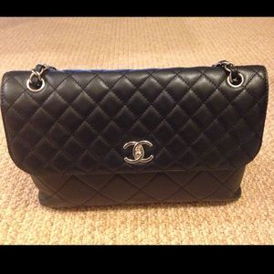 CHANEL Handbags - SOLD!!!!!!!!!!!!Authentic Chanel Flap